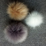 Fluffy Faux Fur Keychain Bag Charm Wholesale Fur POM Poms