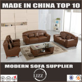 Divany Modern Design Genuine Leather Sofa for Living Room