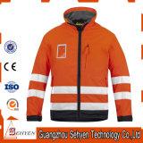 High Visibility Safety Parka Jacket