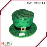 High Quality St. Patrick′s Day Stage Props Party Hat