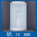 2017 China Factory White Colour Glass Shower Cabins
