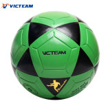Green Conventional Scuff-Resistant No. 5 Football