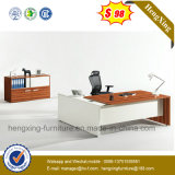 L Shape Executive Table Director Modern Office Desk (NS-ND118)
