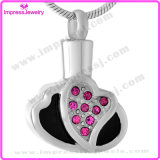 Wholesale Cremation Jewelry for Ashes Urn Necklaces That Hold Ashes Stainless Steel