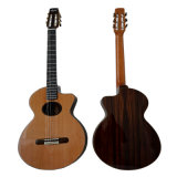 Vintage Design Professional All Solid Concert Solid Classical Guitar