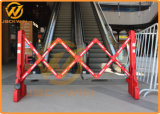 Hot Selling Plastic Expandable Barricade / Barrier Gate
