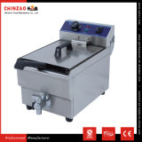 10L Single Tank Countertop Commercial Electric Deep Fryer for Sale