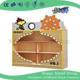 Kindergarten Furniture Wooden Classroom Furniture Children′s Storage Cabinets (M11-08701)