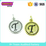 Zinc Alloy High Quality Custom Pendants Logo Charm Wholesale #B02161