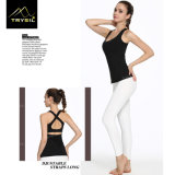 Sports Sexy Tight Vest for Lady Fitness