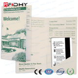 Professional China Manufacture Serial Number Printing RFID Smart Hotel Card