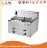 Frying Machine with Deep Fryer for Hot Sale