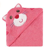 Wholesales Promotional Baby Cotton Bath Towel Hooded Towe