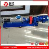 S. S. 304 Rotor Screw Pump Lower Price