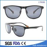 Vintage Retro Unisex Square Plastic Frame Combat Glasses Eyewear Multilayer Sunglasses