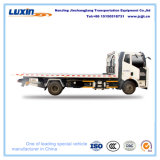 4X2 Rhd 6ton Recovery Wrecker Vehicle, Road Rescue Vehicle