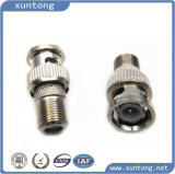 Rj11 BNC Coaxial Brass Connector