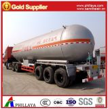 Propane 3 Axles Gas LPG Tanker Semi Trailer