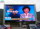 P10 Outdoor LED Advertising Display Panel to Show TV (Epistar LED)