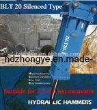 Hydraulic Breaker Chisel Tool Atlas Copco Rock Hammer MB500, MB700, MB800, MB1000, MB1200, MB1500, MB1600, MB1700