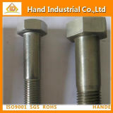 Half Thread Stainless Steel Fastener Hexagon Head Bolt