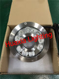 DMX Control 316 Stainless Steel Underwater Light LED Fountain Light