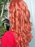 2014new 6A Brazilian Human Hair Full Lace Wig