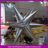 Inflatable Star with LED Light Bulb for Advertising Display
