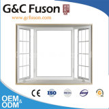 Aluminium Casement Window Combine with Fixed Glazing