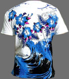 Men's High Quality Cotton Printed T-Shirts (DS-SS-1211)