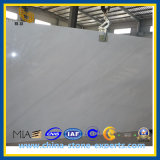 Polished Oriental White Marble Slabs & Tiles for Wall and Floor Covering, East White, Snow White, Orient White, China White Marble (YQZ-MS1006)