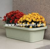 Fo-9876 Garden Plastic Flower Pot