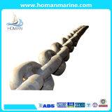 Flush Welded Stud Link Marine Anchor Chain