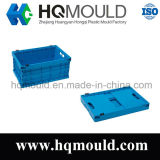 Plastic Folded Logistic Crate Mould/Injection Mould
