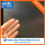 0.2mm Frosted Clear PVC Rigid Sheet Roll for UV Printing