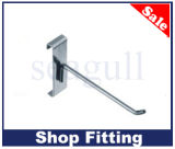 2014 Hot Selling Factory Price Store Fixtures Display Hooks