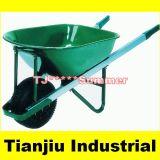 100L Big Capacity of Australia Popular Construction Wheelbarrow Wb6001