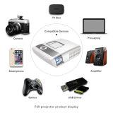 1 * 3.5mm Earphone DLP Smart Projector for Indoor