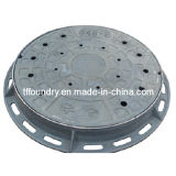 Ductile Casting Iron Manhole Grids with Frames