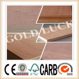 Okoume/Bintangor Faced Commercial Plywood for Furniture (GL-101)