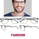 Hotsell Women Menspectacle Frame China Fashion Metal Frames with Spring Hinge