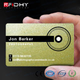 Contactless Plastic Business Cards with RFID Chips