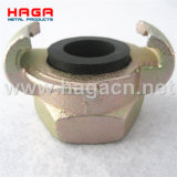 European Type Universal Female BSPP End Air Hose Coupling
