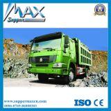4.6m Sinotruk HOWO 4*2 Dump Truck LHD Drive