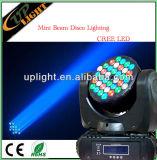 Hot Sell Mini 36*5W Moving Head Beam LED Mini Light