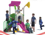 2015 Hot Selling Outdoor Playground Slide with GS and TUV Certificate (QQ14024-2)