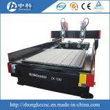 Flat and Rotary Double Use Stone CNC Router