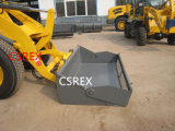 3-in-1 Bucket for Compact Wheel Loader