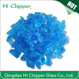Ocean Blue Decorative Terrazzo Colored Glass Chips