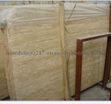 Light Beige/Cream/Yellowe/Brown/Gloden/Red/White Travertine for Slabs/Tiles/Composite Tile/Countertops/Vanity Tops/Walling